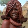 アフリカ 少数民族 民族衣装 図鑑 解説 ヒンバ族 ナミビア