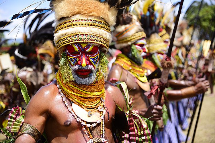 アフリカ中南米に存在している民族衣装